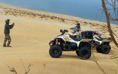 Randonnée d'une journée en quad – Ait Melloul vers Massa